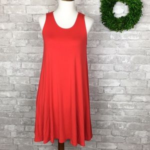 Talula Red Princely Dress Size XS